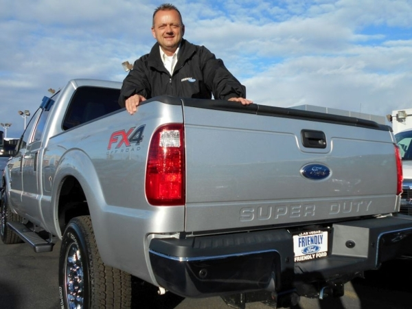 Ford Super Duty Perfect For Biggest Challenges In Las