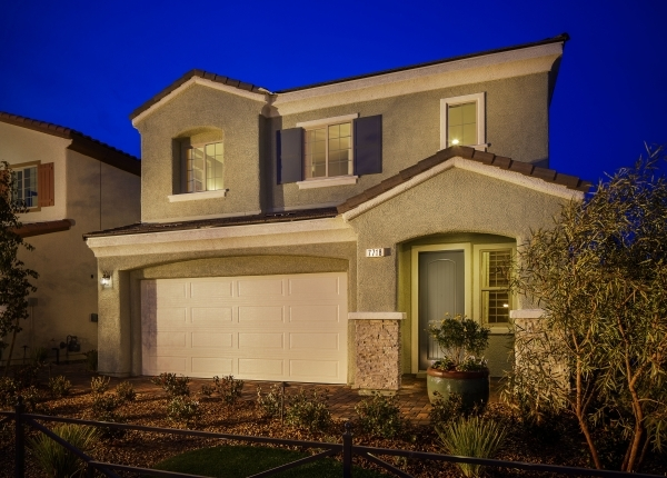 Warmington will hold a grand opening today for its new neighborhoods, Ridgehaven and Westbury in the southwest valley. Prices start in the high $200,000s. This is one of the home models. PROMOTIONAL
