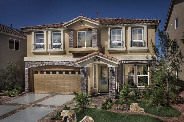 American West has nine new-home communities throughout the Las Vegas Valley with home designs from 1,798 to 5,470 square feet. PROMOTIONAL