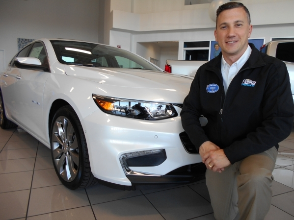 2016 Chevrolet Malibu Meets With Immediate Success At