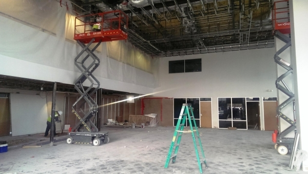 Findlay Acura is undergoing a $2 million remodel at 315 Auto Show Drive in the Valley Automall. Special incentives are now being offered. COURTESY