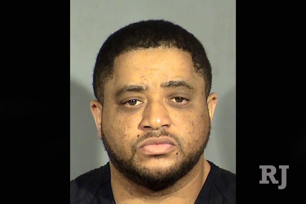 Deondre Johnson (Las Vegas Metropolitan Police Department)