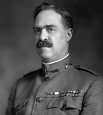 "Col. John Henry ""Gatling Gun"" Parker Army archives"