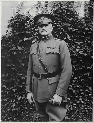 Gen. John J. Pershing Army archives
