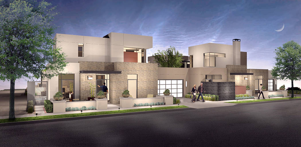 Shea Homes to build Summerlin community | Las Vegas Review ... on home depot southern california, barratt american southern california, toll brothers southern california, kb home southern california,
