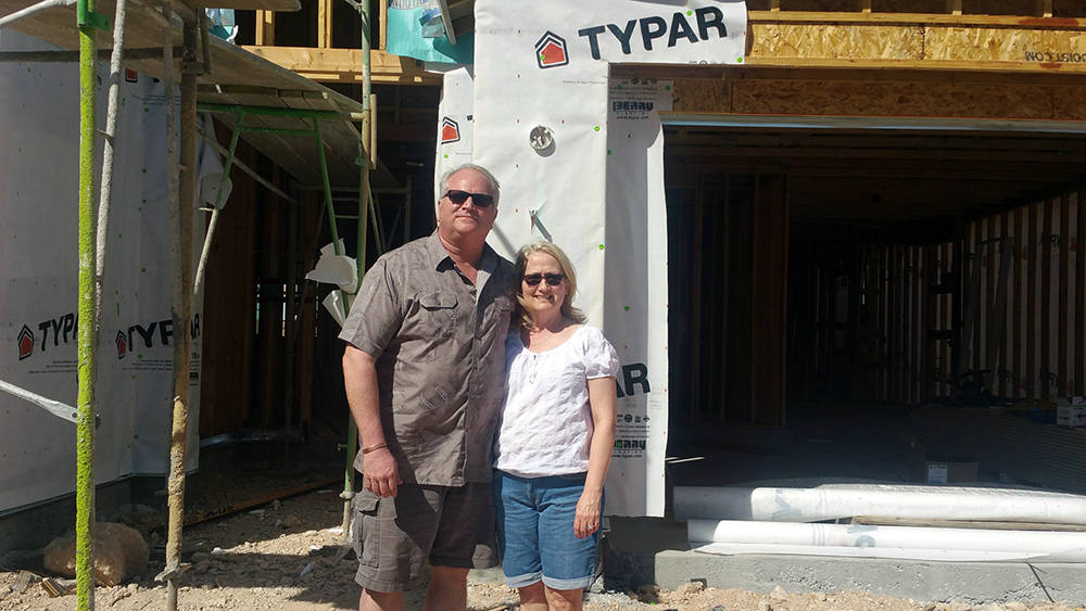 Nevada builder trade in program aids homebuyers las for House trade in program