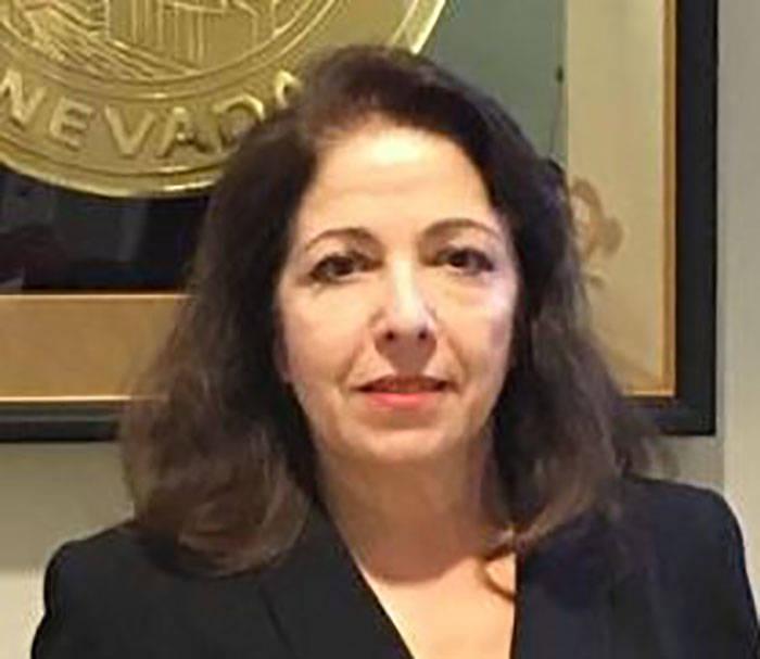 Las Vegas Ward 2 City Council candidate Laura Feher.