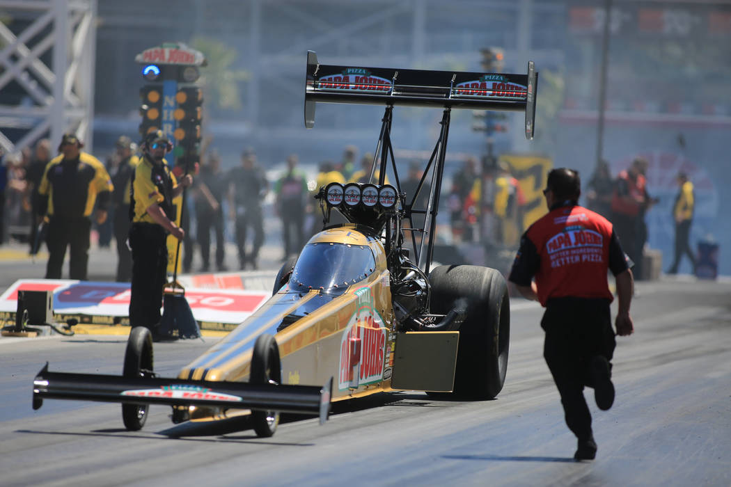 Leah Pritchett back on top of drag racing world – Las Vegas Review ...