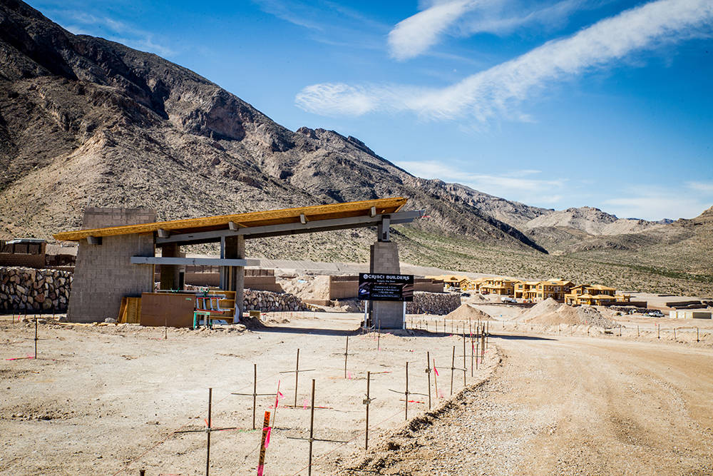 Reverence in Summerlin will offer over 20 floorplans, with up to 11 model homes. Pricing has not been set at the community at this stage. It is estimated the community will have about 900 homes at ...