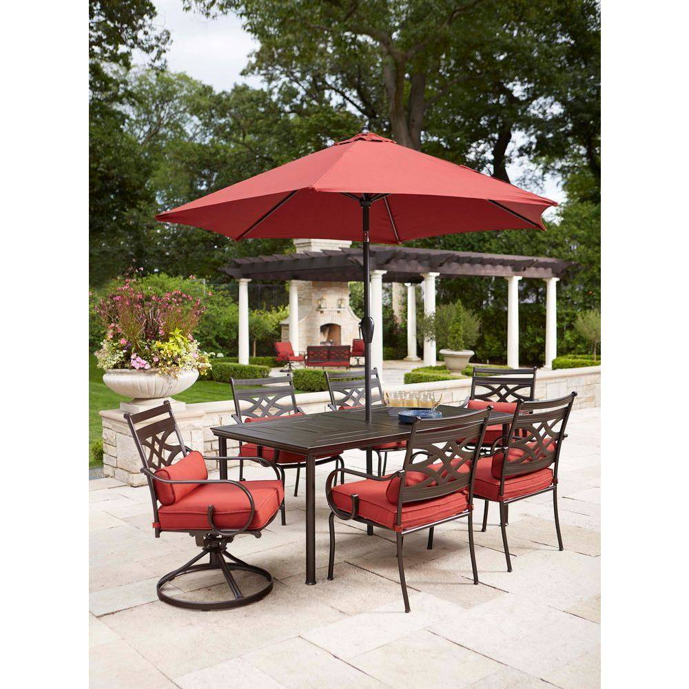 New designs in outdoor furniture are durable and look