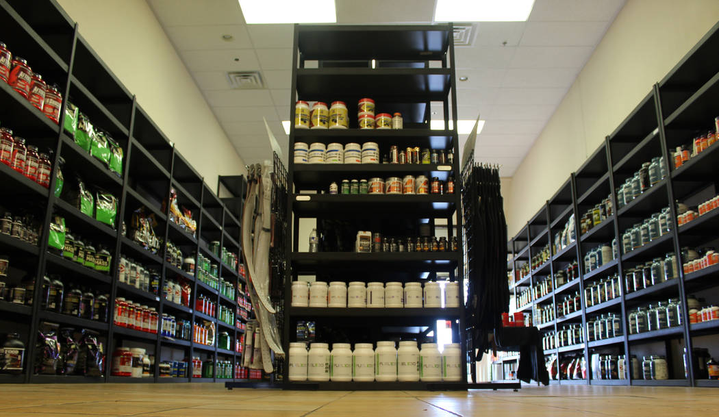 Protein Powders, Vitamins And Other Fitness Items At Spartan Sports  Nutrition In North Las Vegas