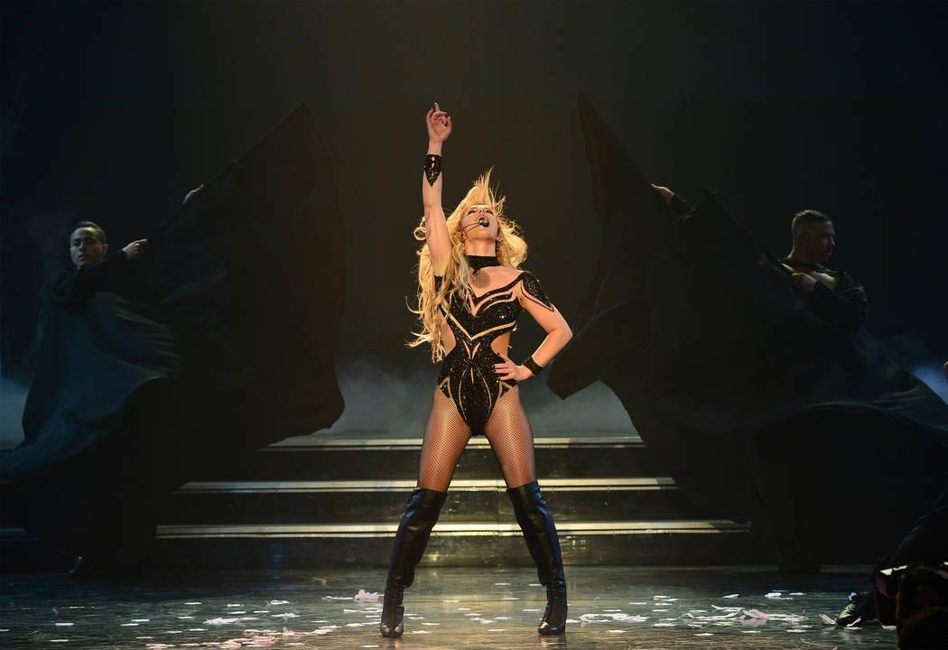 """Britney: Piece of Me"" (Denise Truscello)"