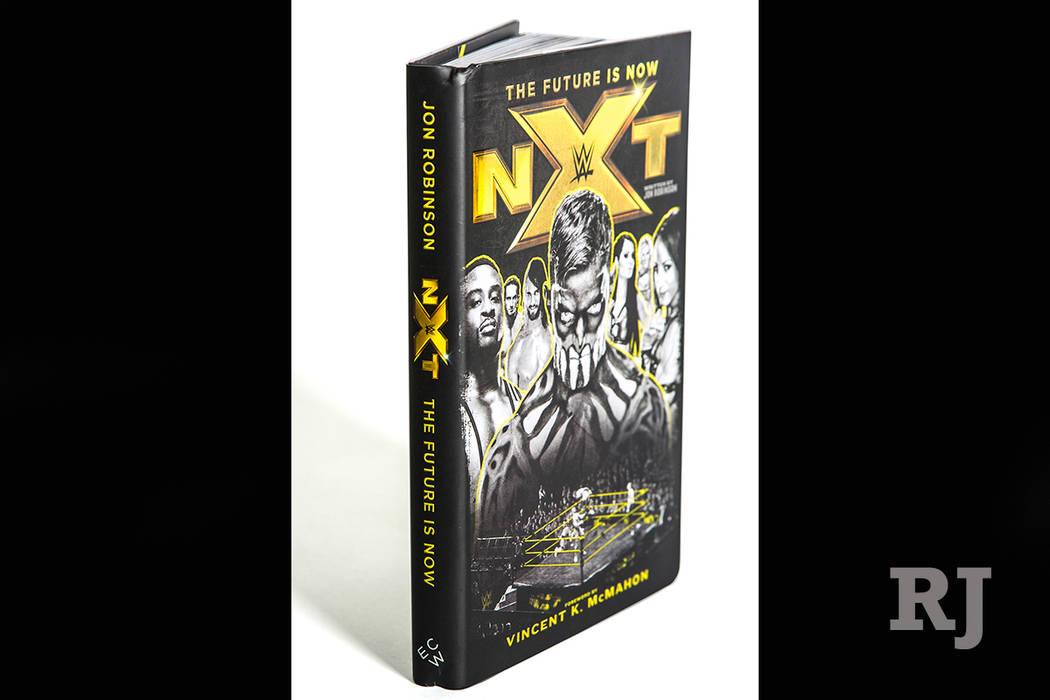 "Jon Robinson's ""NXT: The Future Is Now"" (Benjamin Hager/Las Vegas Review-Journal) @benjaminhphoto"