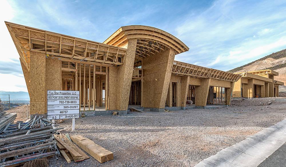 Richard Luke is building modern, contemporary homes in MacDonald Highlands. (Richard Luke Architects)