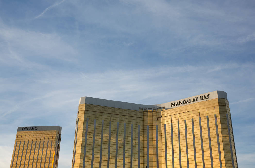 Mandalay Bay's catering unit generated more than $100 million in sales last year. Todd Prince Las Vegas Review-Journal