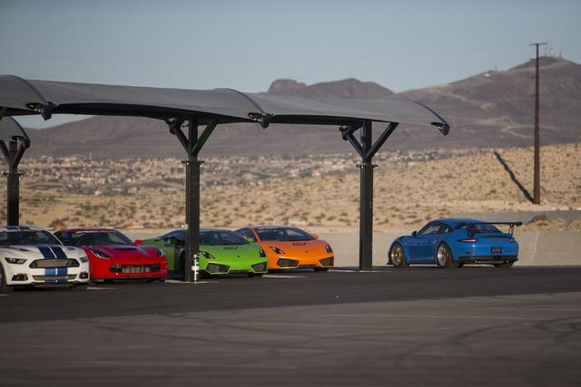 SpeedVegas in Las Vegas. (Erik Verduzco/Las Vegas Review-Journal) @Erik_Verduzco