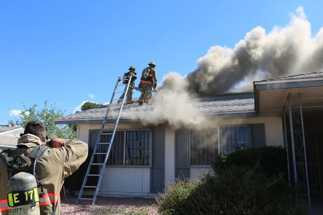 (Clark County Fire Department)
