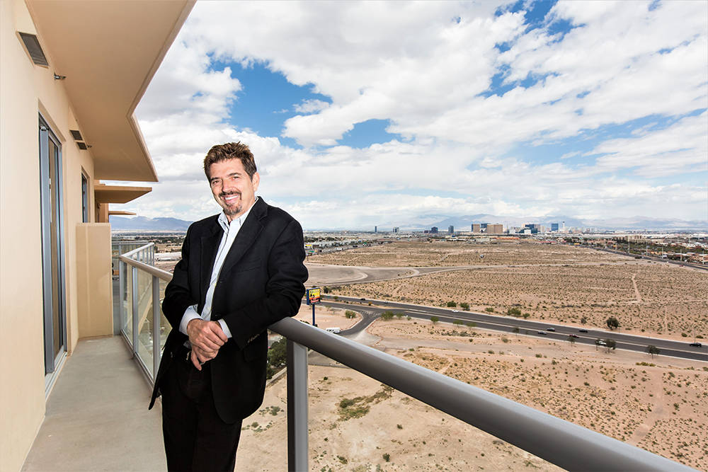 Bruce Cappelli recently traded in his single-family home in Portland, Oregon, and right-sized into a spacious two-bedroom residence with Strip views at One Las Vegas. Cappelli, a frequent traveler ...