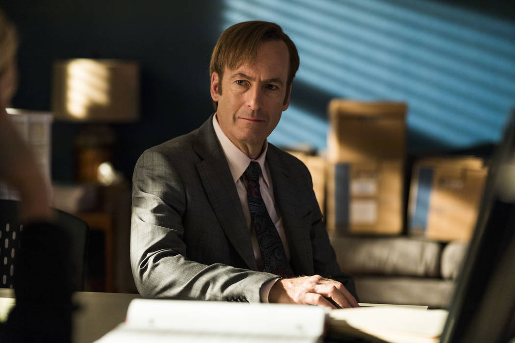 Bob Odenkirk as Jimmy McGill in Better Call Saul Season 3, Episode 1. (Michele K. Short/AMC/Sony Pictures Television)