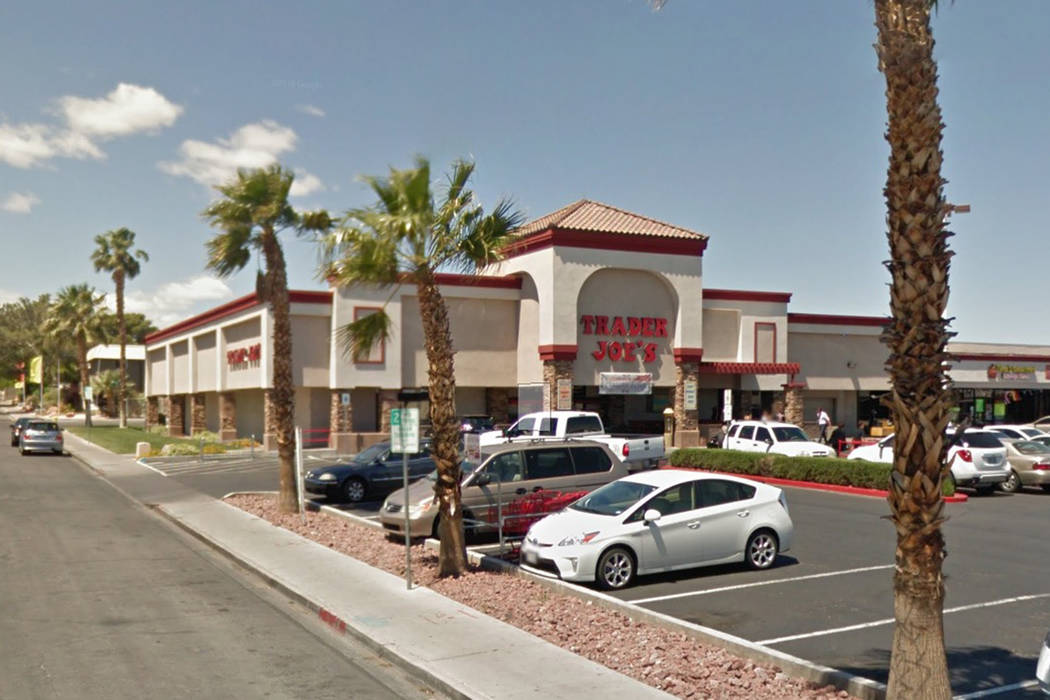 Trader Joe's located at 2101 S Decatur Blvd, is moving to Centennial Center Blvd. (Screengrab/Google Street View)