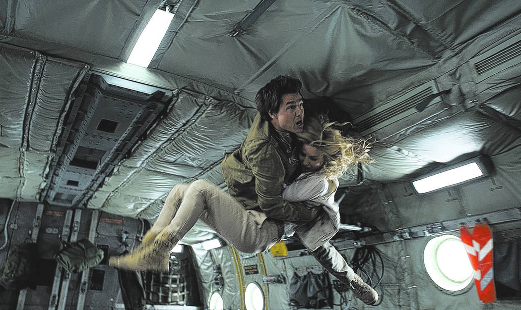 "TOM CRUISE and ANNABELLE WALLIS in a spectacular, all-new cinematic version of the legend that has fascinated cultures all over the world since the dawn of civilization: ""The Mummy.&q ..."