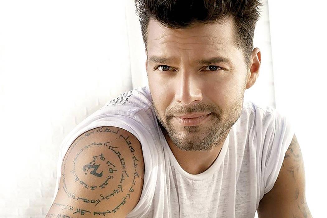 Ricky Martin. (Courtesy)