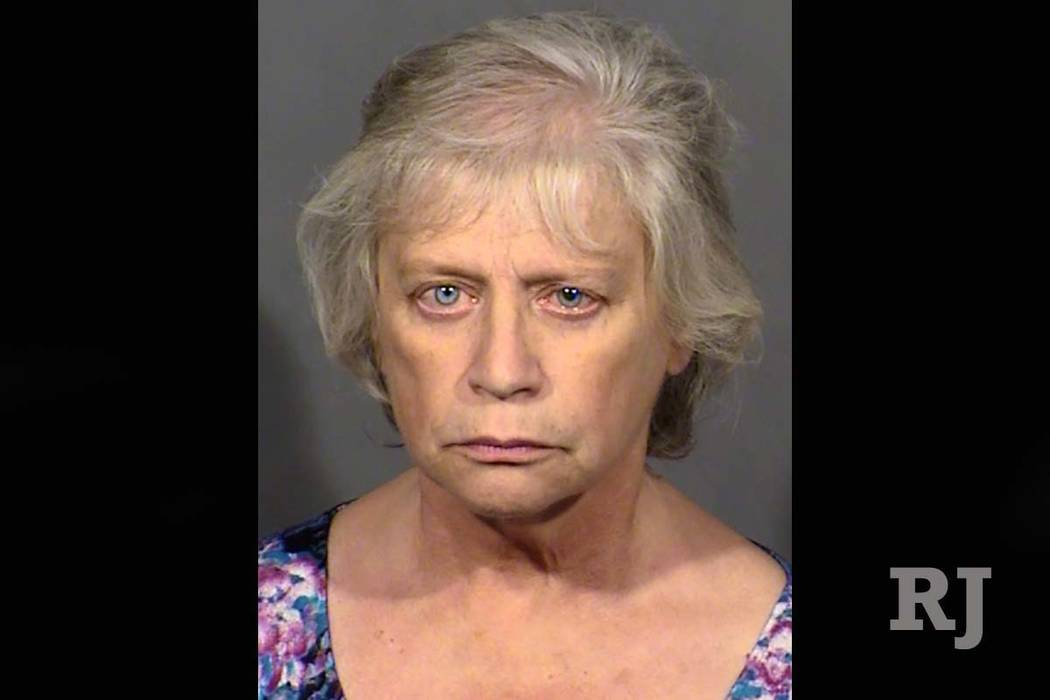 Susan Rousselle (Las Vegas Metropolitan Police Department)