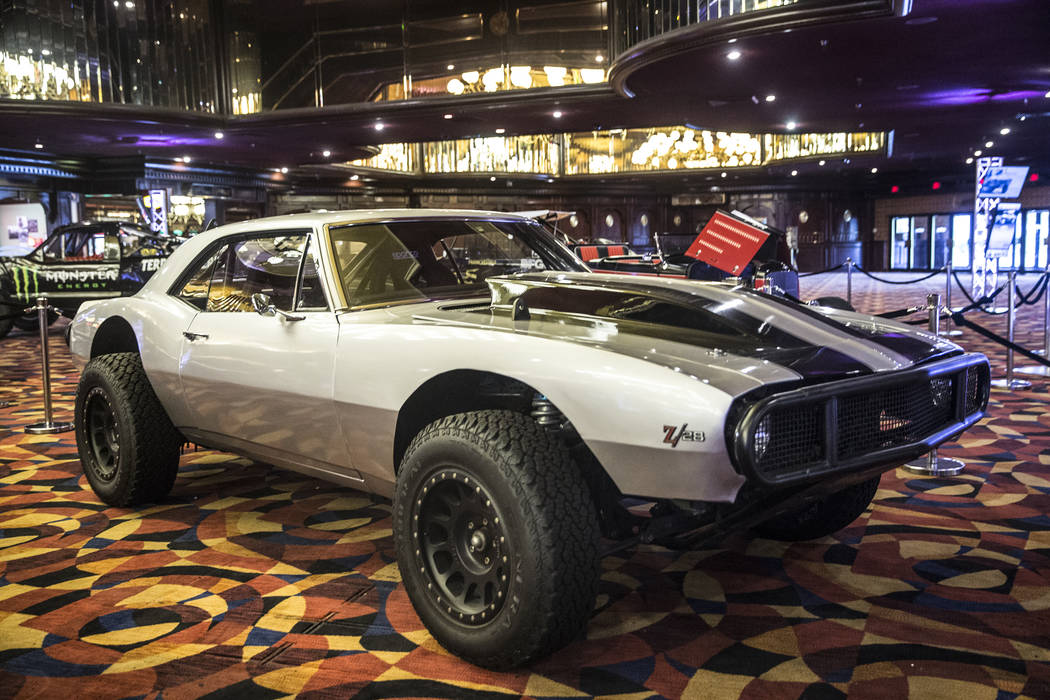 5 Cars From The Fast And The Furious On Display In Southern Nevada
