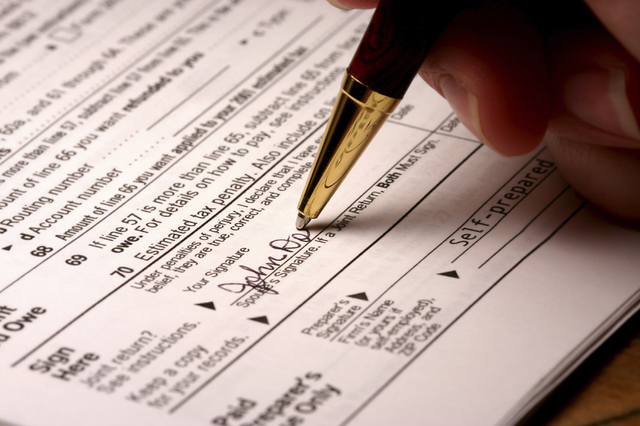 Las Vegas Tax Preparer Indicted For False Items On Returns – Las