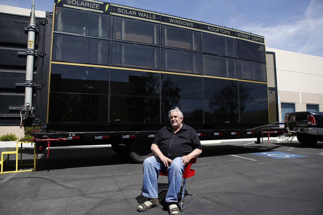 North Las Vegas Businessman Submits Proposal For Border