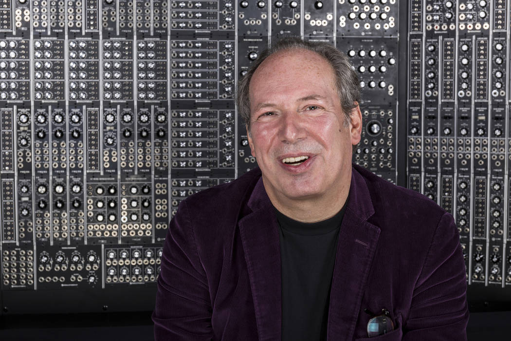 Prolific film composer hans zimmer steps into the for Hans zimmer house