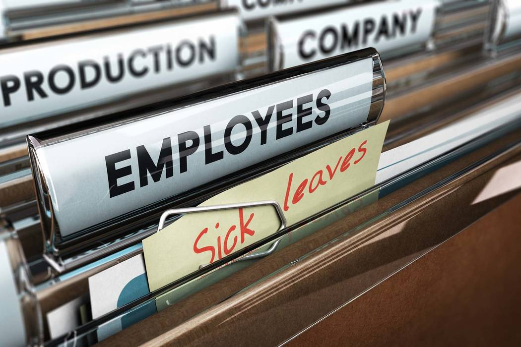 Senate Bill 196 requires businesses with more than 50 employees to provide paid sick leave. (Thinkstock)