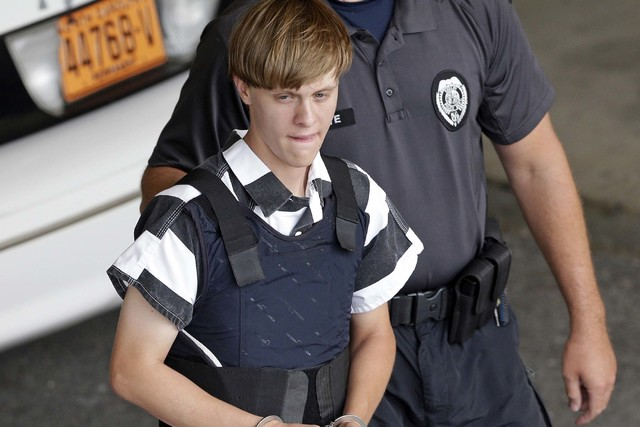 Dylann Roof Issues Guilty Plea to State Murder Charges
