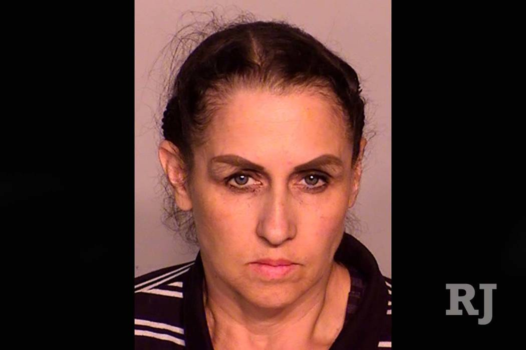 Maria Martinez (Las Vegas Metropolitan Police Department)