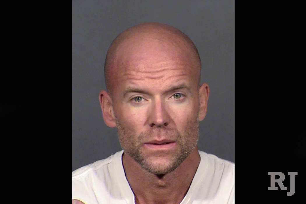 Nicolai Mork (Las Vegas Metropolitan Police Department)