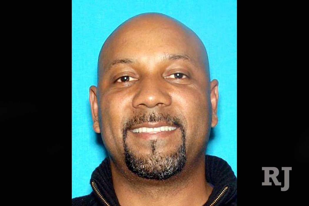 Cedric Anderson has been identified by authorities as the person who shot to death his wife, Karen Elaine Smith, and a student at North Park Elementary School in San Bernardino, Calif., Monday, Ap ...