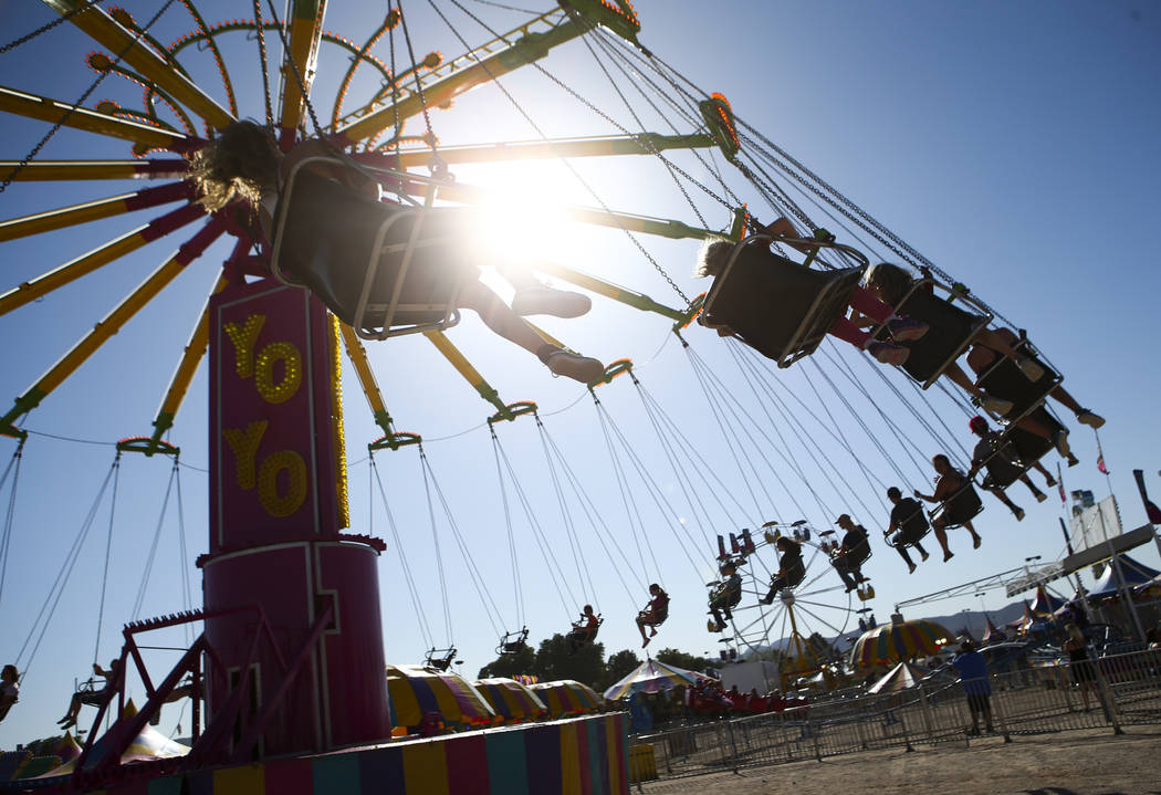 Clark County fair opens for 5-day run | Las Vegas Review ...