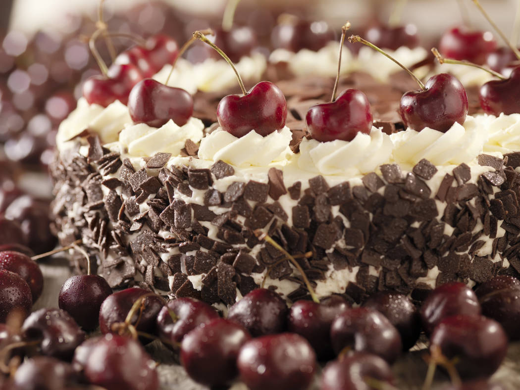 Black Forest Cake. Thinkstock