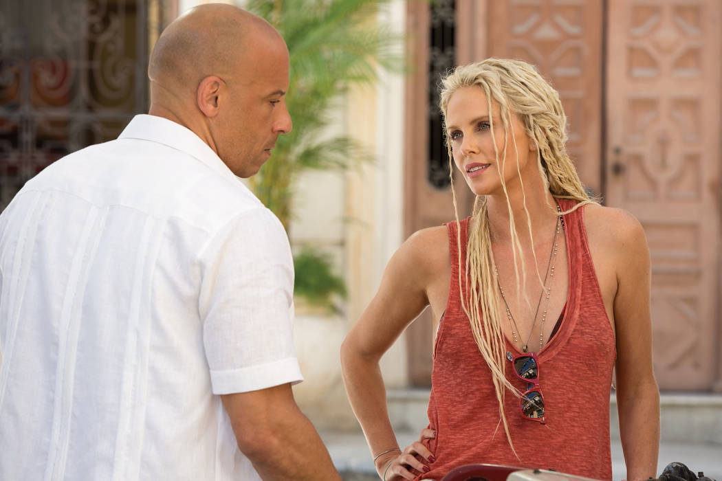 "Dom is recruited by Cipher in ""The Fate of the Furious.""  On the heels of 2015's ""Furious 7,"" one of the fastest movies to reach $1 billion worldwide and the sixth-biggest global title in box-of ..."