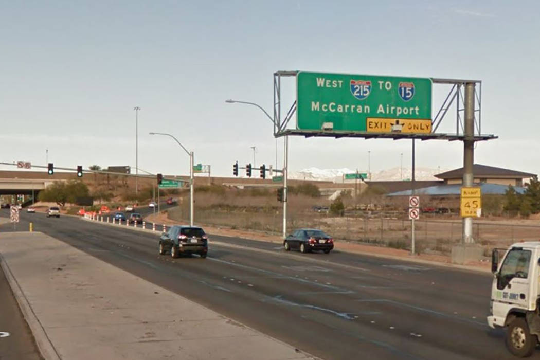 The onramp will be closed from 9 p.m. Sunday until late May. (Google Maps)