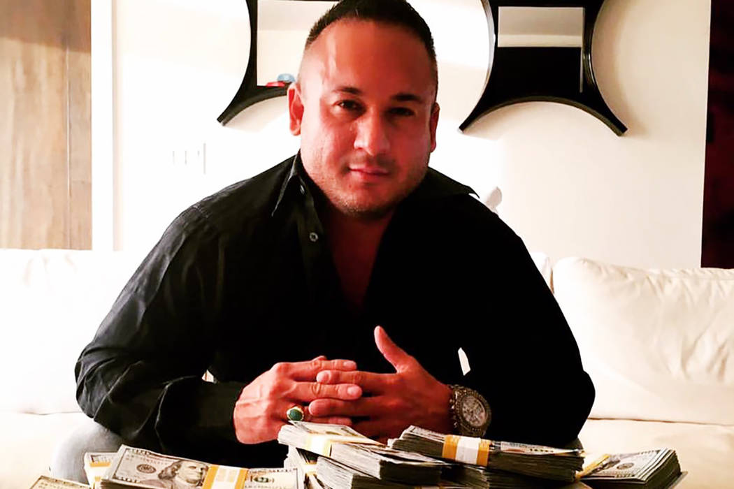 """Last year this time I made my record-breaking run with the Denver Broncos and the $2.3 million dollar payout. Another year another dollar,"" Vegas Dave wrote in a Facebook post on January 13, 2017."