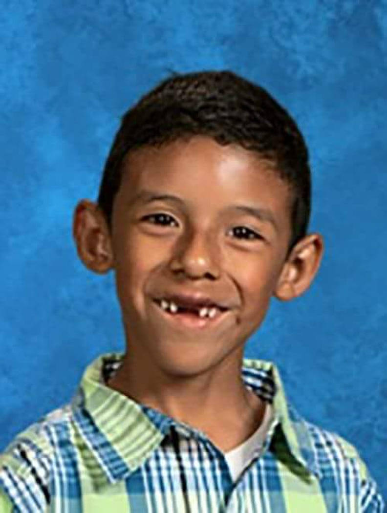 Jonathan Martinez was killed in a San Bernardino special-education classroom on Monday, April 10, 2017. (San Bernardino City Unified School District via AP)