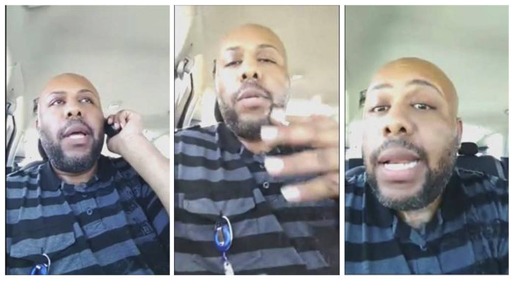 Multi-state search targets suspect in Cleveland Facebook video murder