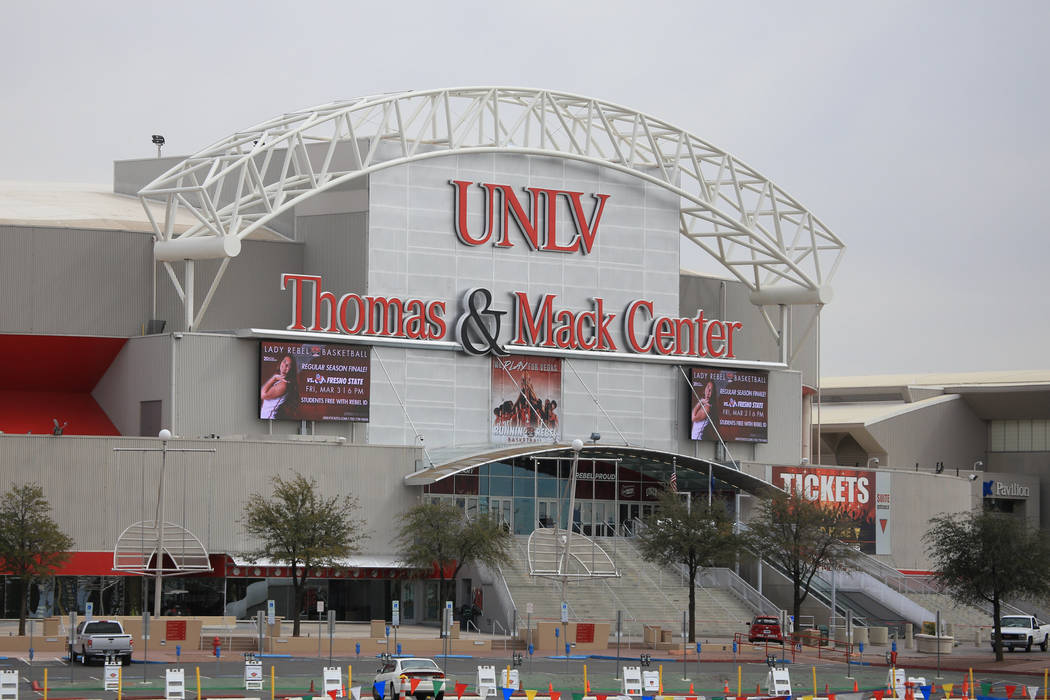 UNLV hires Reed-Francois to lead athletics department