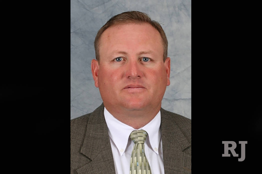 Pahranagat Valley head coach Ken Higbee (Nevada Preps)