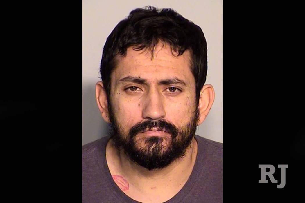Las Vegas police have identified Richi Briones as a person of interest in two stabbings in east Las Vegas on Wednesday, April 19, 2017. Twitter Las Vegas Metropolitan Police Department