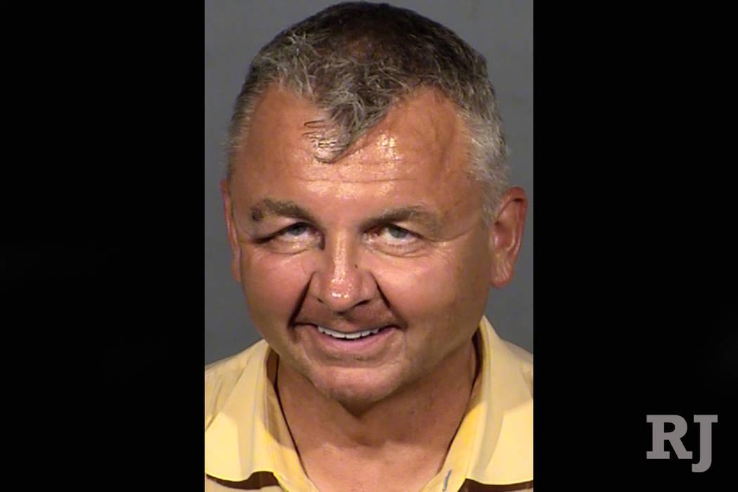 Kirk Helmick (Las Vegas Metropolitan Police Department)