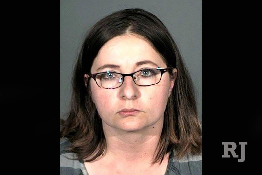 Victoria Morrison, 31 (Carson City Sheriff's Office)