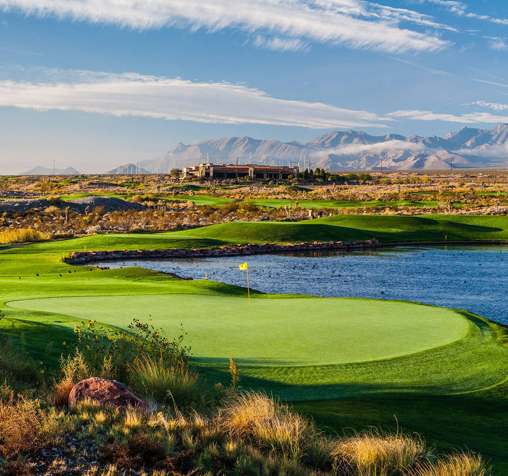"Las Vegas Paiute Golf Resort ""Skye Pass is an active lifestyle benefit program that is exclusive to Skye Canyon residents,"" said Olympia Cos. Marketing Manager Desiree Van Leerp. ""Skye Canyo ..."