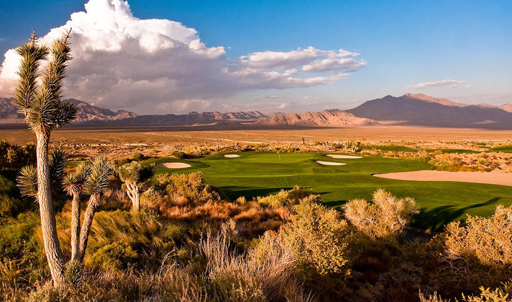 Las Vegas Paiute Golf Resort Sky Canyon residents can get discounts of golf packages at Las Vegas Paiute Golf Resort with new program.
